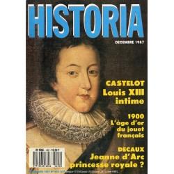 Historia n° 492 - Louis XIII intime