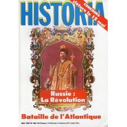 Historia n° 485 - Russie : la Révolution
