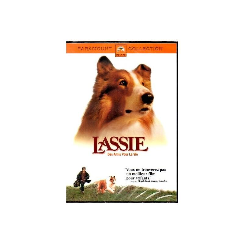 Lassie : Des amis pour la vie - DVD Zone 2