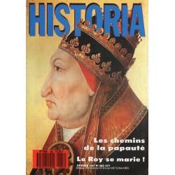 Historia n° 482 - Les chemins de la papauté