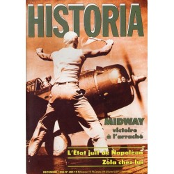 Historia n° 480 - Midway, victoire à l'arraché