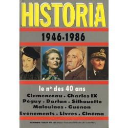 Historia n° 479 - 1946-1986 le n° des 40 ans