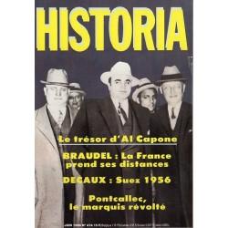 Historia n° 474 - Le trésor d'Al Capone