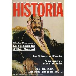 Historia n° 473 - Le triomphe d'Ibn Séoud