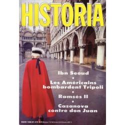Historia n° 472 - Ibn Séoud (première partie)