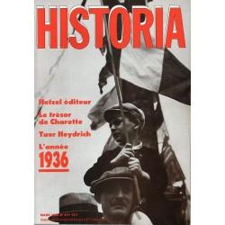 Historia n° 471 - L'année 1936