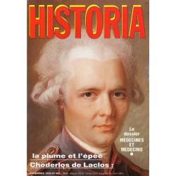 Historia n° 467 - Médecines et médecins