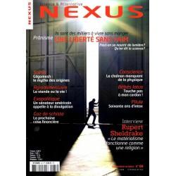 Nexus n° 88 - Prânisme, une liberté sans faim