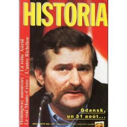 Historia n° 464 - Gdansk, un 31 août ...