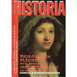Historia n° 463 - Marie-Charlotte de Corday (C. Decours)