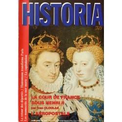 Historia n° 462 - La Cour de France sous Henri II (Ivan Cloulas)