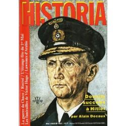 Historia n° 461 - Doenitz succède à Hitler (Alain Decaux)