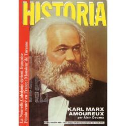 Historia n° 460 - Karl Marx amoureux (Alain Decaux)