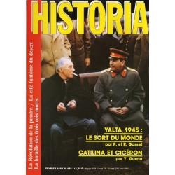 Historia n° 458 - Yalta 1945 : Le sort du Monde (P. et R. Gosset)