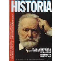 Historia n° 457 - 1985 : Année Hugo - Victor rencontre Juliette (A. Decaux)