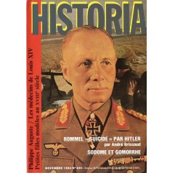 """Historia n° 455 - Rommel """"suicidé"""" par Hitler (André Brissaud)"""