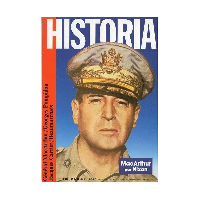 Historia n° 449 - Le Général MacArthur par Nixon