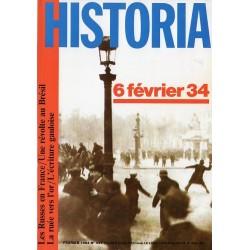 Historia n° 447 - 6 février 1934, Manifestation sanglante à Paris