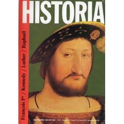 """Historia n° 444 - La """"Noire Corneille"""" de François Ier (A. Castelot)"""