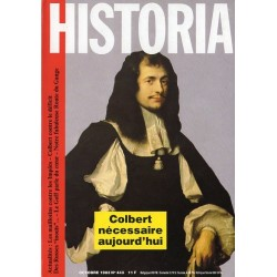 Historia n° 443 - Colbert nécessaire aujourd'hui