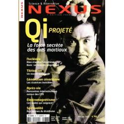 Nexus n° 86 - QI Projeté, la force secrète des arts martiaux