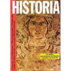 Historia n° 438 - La lettre qui poussa de Gaulle à parler en mai 58