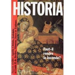 Historia n° 433 - Tous ces chemins ménent à Toulouse