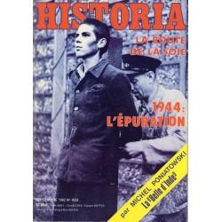Historia n° 430 - 1944 : L'épuration