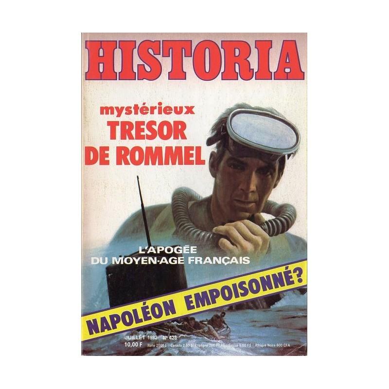 Historia n° 428 - Sur les traces du mystérieux Trésor de Rommel