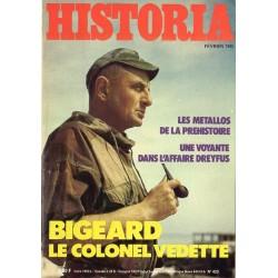 Historia n° 423 - Bigeard, le Colonel vedette