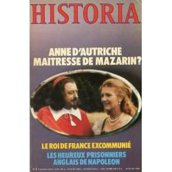 Historia n° 416- Anne d'Autriche, maitresse de Mazarin ?