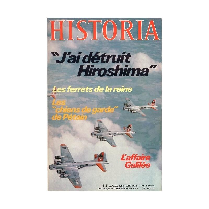"""Historia n° 412 - """"J'ai détruit Hiroshima"""""""