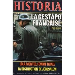 Historia n° 411 - La Gestapo française (par Alain Decaux)