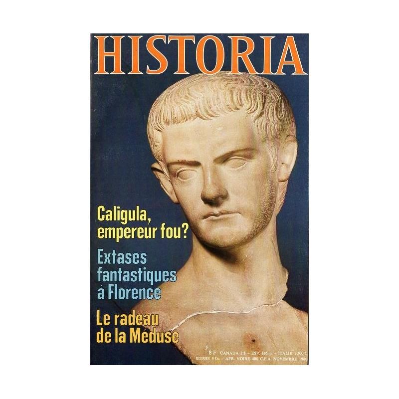 Historia n° 408 - Caligula, empereur fou ?