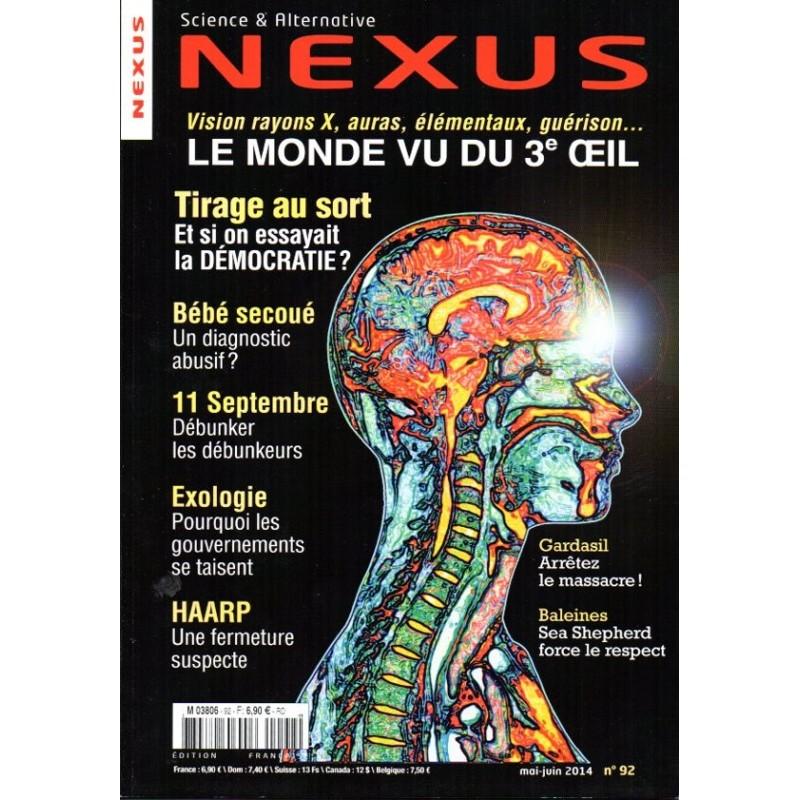 Nexus n° 92 - Le Monde vu du Troisième Oeil