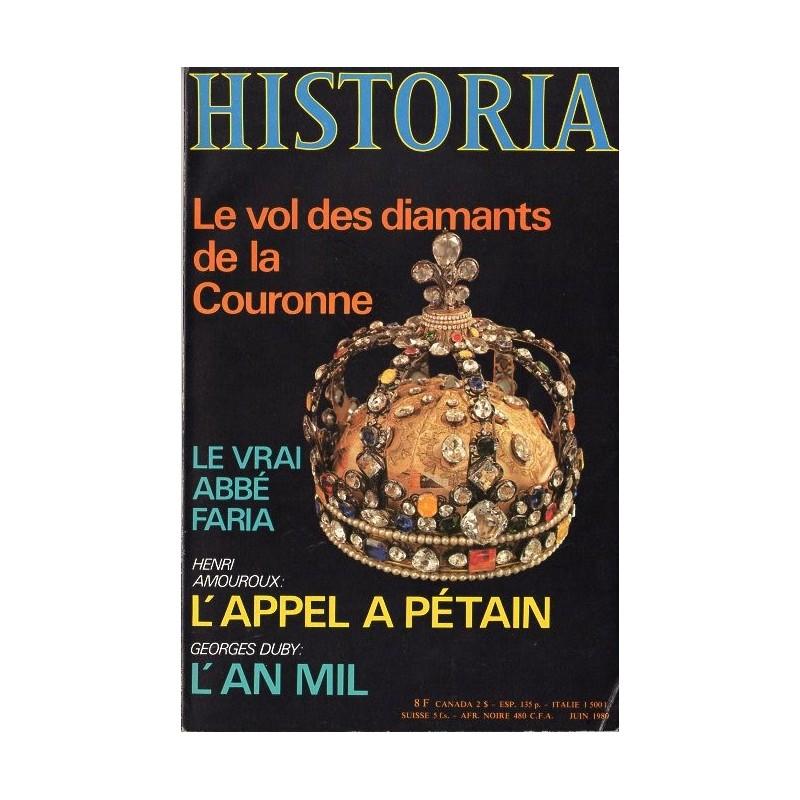 Historia n° 403 - Le vol des diamants de la Couronne