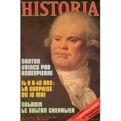 Historia n° 402 - Danton vaincu par Robespierre