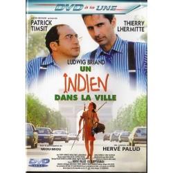 Un Indien dans la Ville (Patrick Timsit & Thierry Lhermitte) - DVD Zone 2