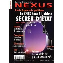 Nexus n° 94 - Secret d'Etat, Ovnis et pouvoir politique