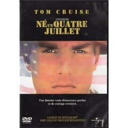 Né un Quatre Juillet (Tom Cruise) - DVD Zone 2