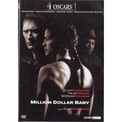 Million Dollar Baby (Clint Eastwood, Hilary Swank, Morgan Freeman) - DVD Zone 2
