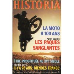 Historia n° 399 - La Moto a 100 ans