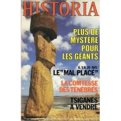 Historia n° 397 - Ile de Pâques : Plus de mystère pour les géants