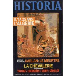 Historia n° 396 - Il y a 25 ans, l'Algérie