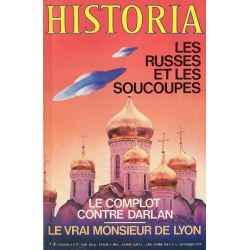 Historia n° 395 - Les Russes et les soucoupes volantes