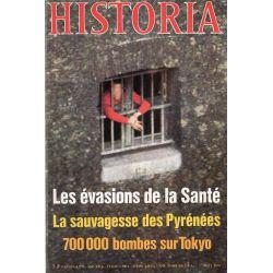 Historia n° 393 - Prisons : Les évasions de la Santé
