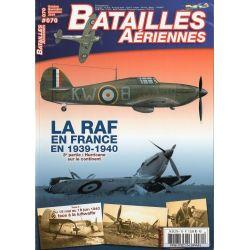 Batailles Aériennes n° 70 - La RAF en France en 1939-1940