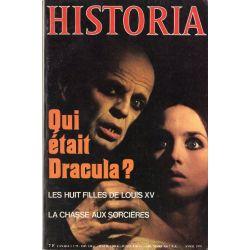 Historia n° 389 - Qui était Dracula ?