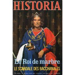 Historia n° 387 - Philippe le Bel, Le Roi de Marbre