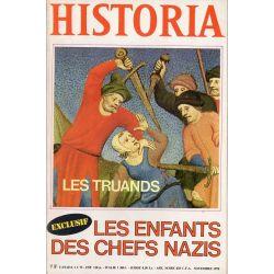 Historia n° 384 - Les truands au Moyen-Age